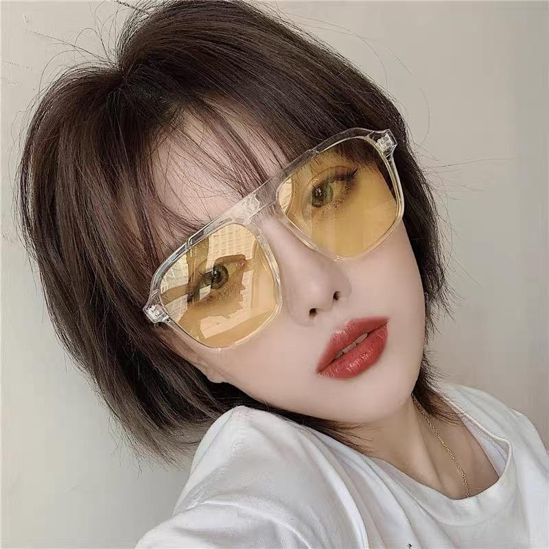 墨镜2020新款韩版潮女大脸显瘦个性太阳镜