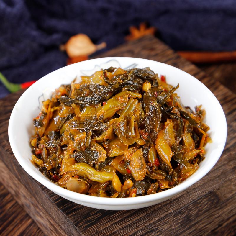 云南酸腌菜老坛酸菜云南特产下饭菜弥渡农家自制腌菜酸菜鱼的酸菜