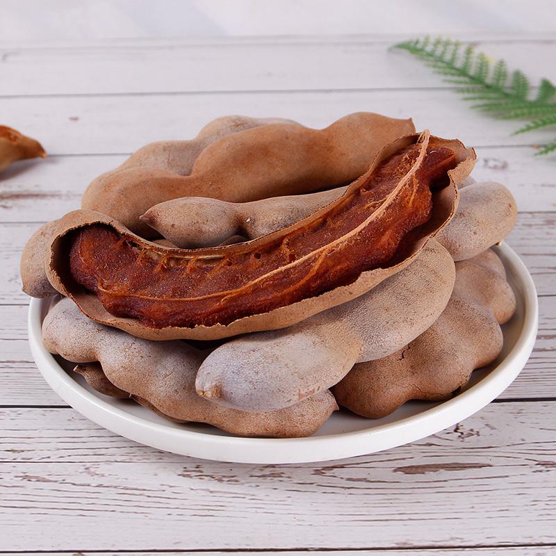 甜酸角云南特产甜角360g罗望子水果孕妇零食吃的休闲食品营养散装