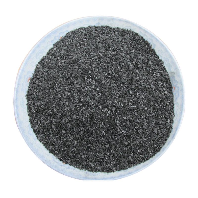净水喷漆废气处理装修除甲醛异味用散装椰壳柱状工业活性炭