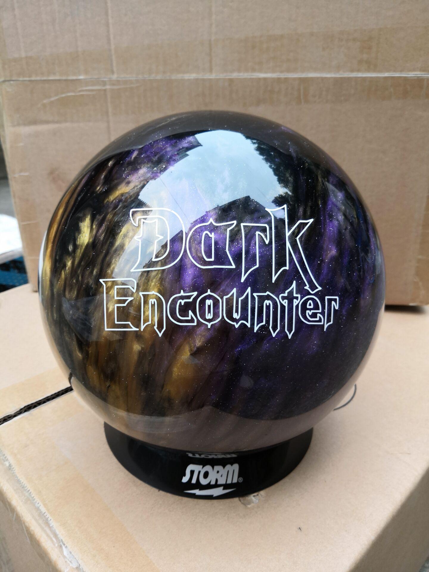 BEL保龄球用品 紫色幽灵  专业保龄球 直线飞碟专用保龄球