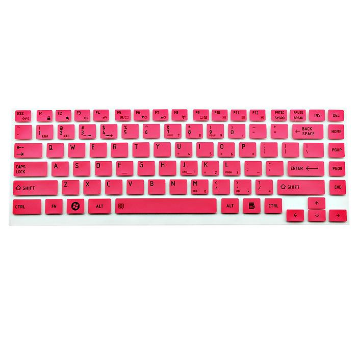 东芝W30DT R700 U800 R830 U930 U900 Z935笔记本电脑键盘保护硅胶键盘套配件凹凸罩子防护垫装备防水防尘