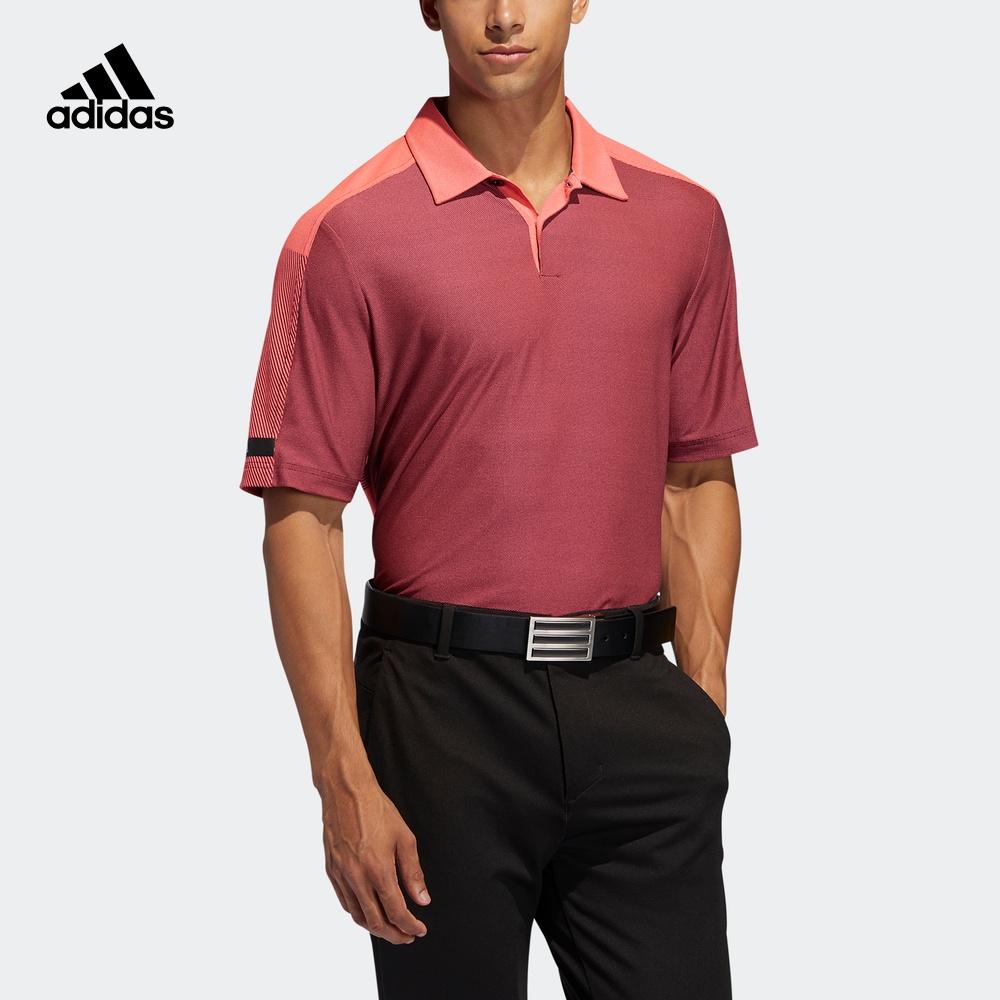阿迪达斯官网 adidas 男高尔夫运动短袖POLO衫FJ9926 FJ9927