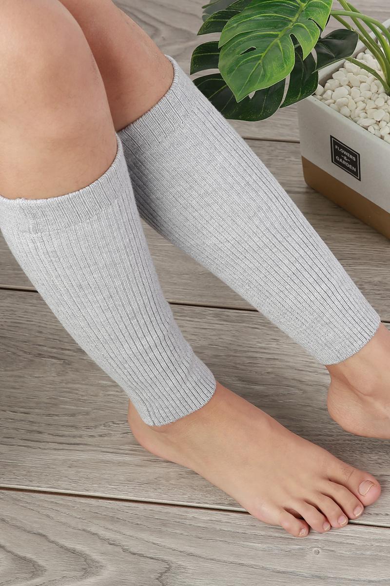 羊毛袜套长护膝保暖女士老寒腿空调房厚款护腿膝袜子防寒