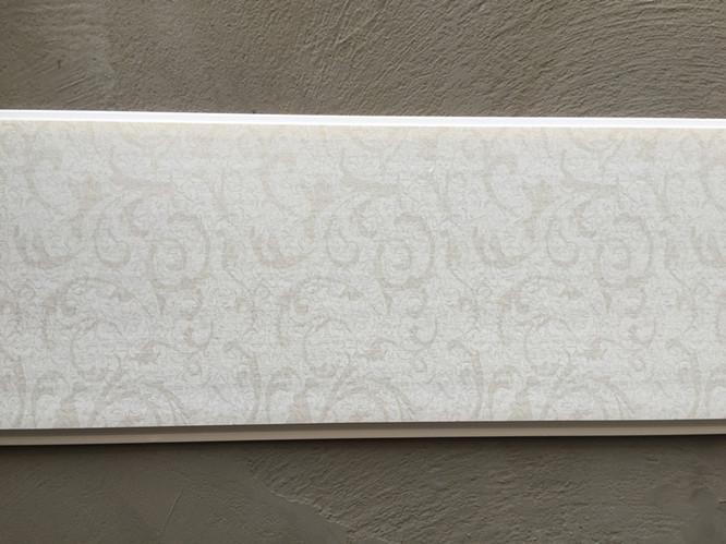 塑钢PVC扣板天花板鼎盛塑料长条扣板集成吊顶扣板厨卫通用8021