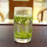 2020 new tea will be launched, Mingqian Longjing bud green tea, West Lake bean flavor special bulk tea, 100g delivery tin