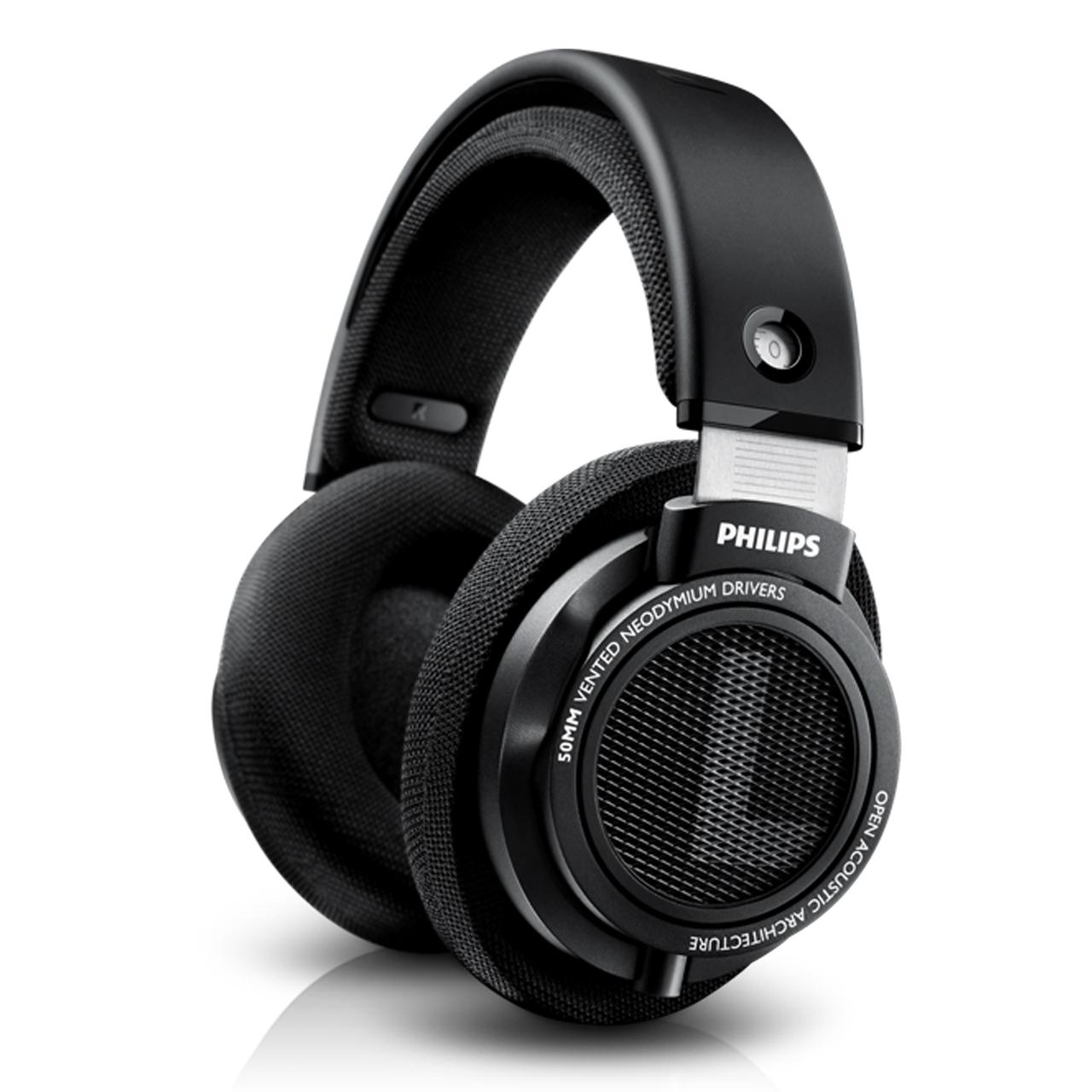 飞利浦 SHP9500发烧HIFI头戴式耳机耳麦监听安卓苹果iphone手机