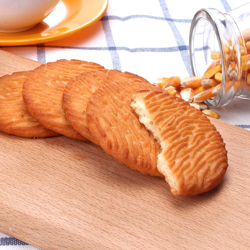 正宗养胃曲奇酥姓饼干上班族早餐休闲零食 斤整箱批发 2 猴头菇饼干
