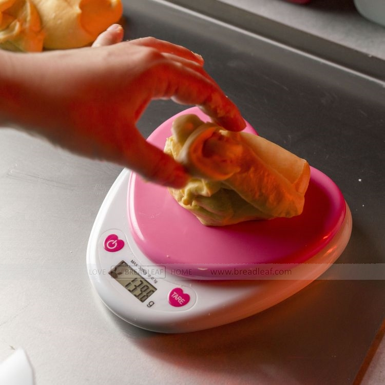 特價 有劃痕 精準0.1g精度 心形廚房秤 烘焙電子秤 3kg