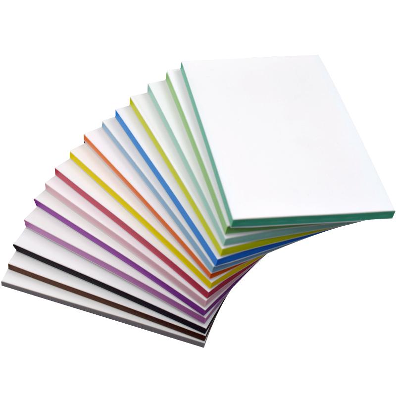 白色彩虹夹心三层雕刻橡皮章15*10*0.8cm学生版画手工彩色橡皮砖