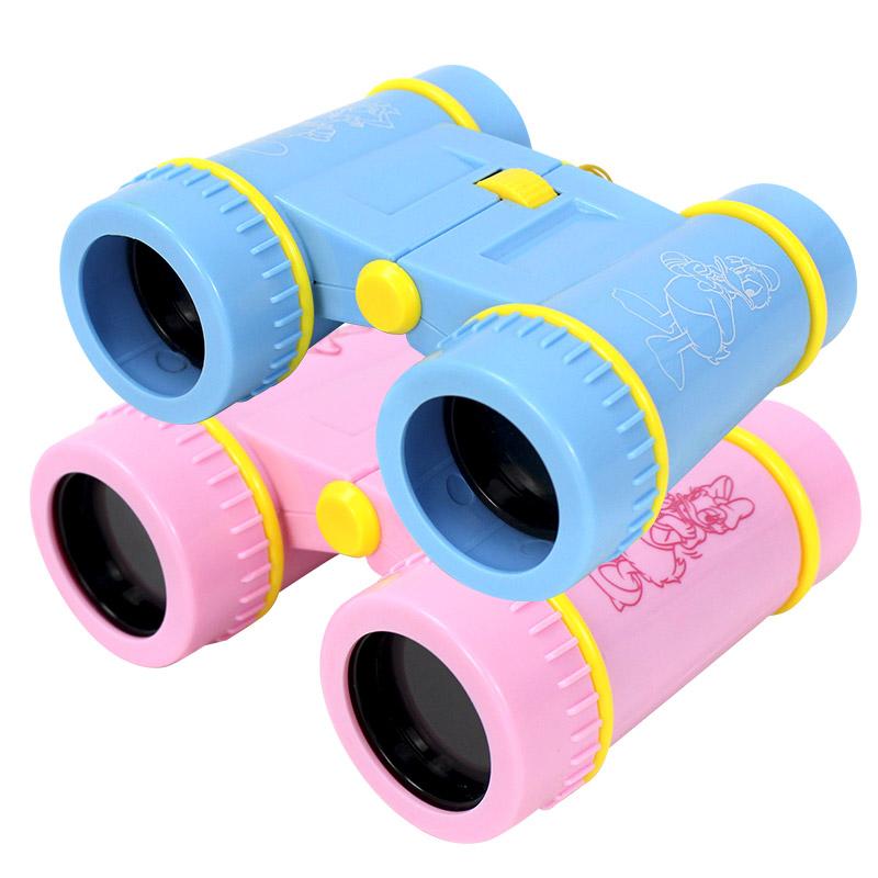 儿童望远镜玩具万花筒春游高清双筒学生科学实验3-10岁女男孩礼物