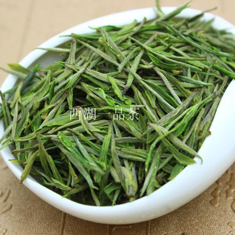 年新茶叶 2018 珍稀白茶绿茶春茶 明前白茶 克 50 正宗安吉白茶