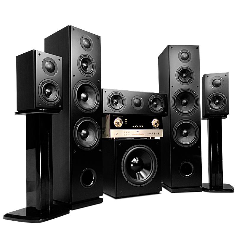 音箱客厅低音炮蓝牙功放 ktv 家庭影院音响套装家用 5.1 HAX150 哈士