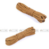 Flyye 10 meters Survival equipment Climbing rope Rope Lifesaving rope Escape rope Umbrella rope G008