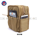 COMBAT2000 survivors 10x8 EDC tote bag removably outdoor chest bag package delivery ring D