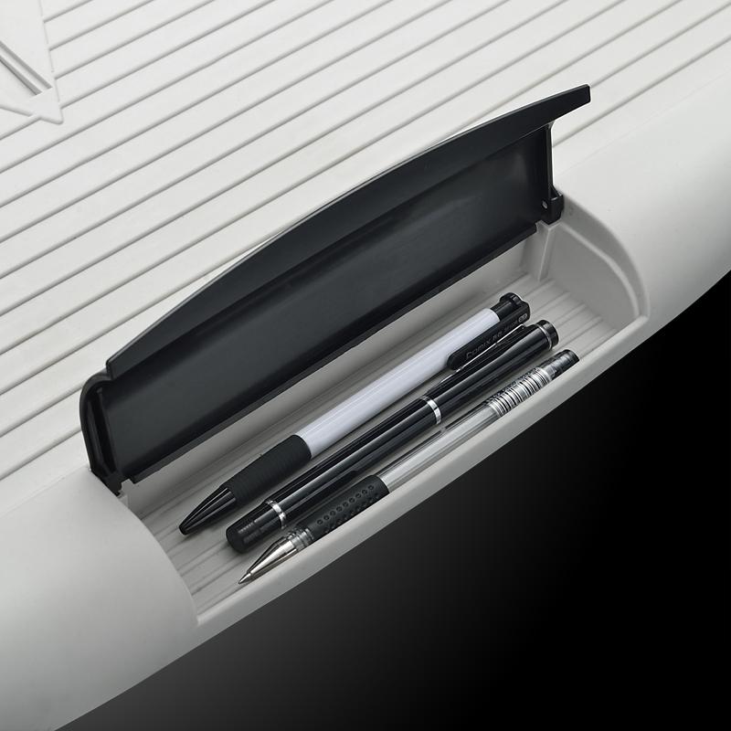 加厚键盘架托滑道台式电脑桌抽屉导轨二节吊装支架托盘轨道35CM
