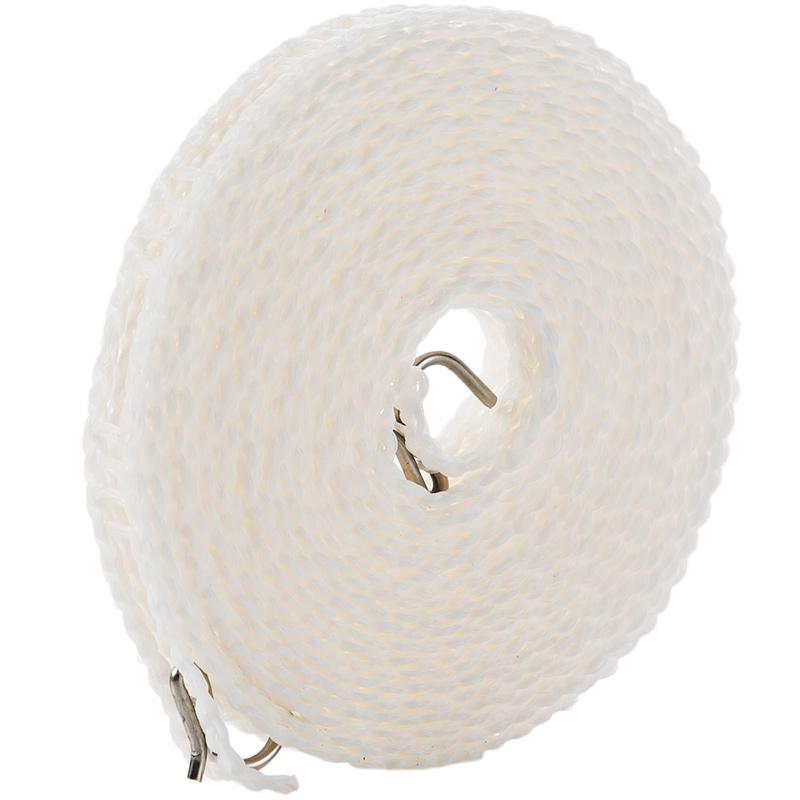 户外防风加粗晒衣绳晾衣绳 米旅行凉衣服挂衣绳旅游防滑晾晒绳子  5