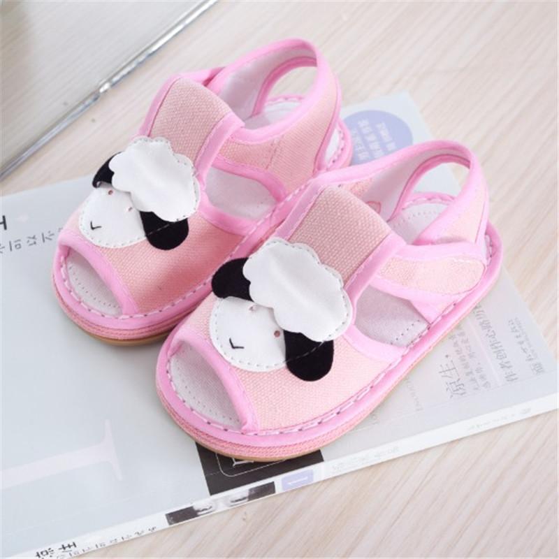 儿童手工布凉鞋女学步鞋宝宝千层底小布鞋1-3岁老北京2男夏季软底
