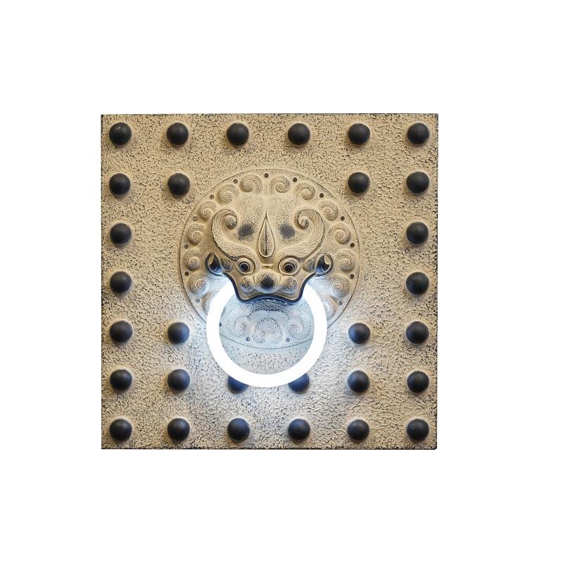 现代新中式壁灯过道走廊灯创意家居仿古古典工程庭院镇宅灯饰灯具