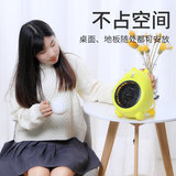 Mini fan heater small electric heater energy saving radiator heater home office solar power sector