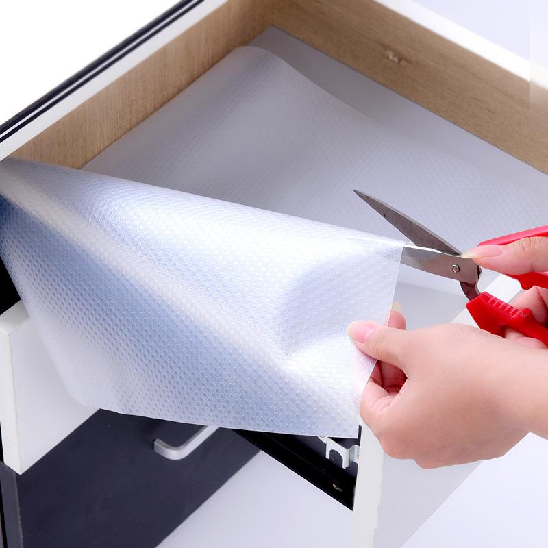 橱柜防潮垫厨房柜子防水防潮垫纸自粘橱柜内贴纸防油贴纸抽屉垫纸
