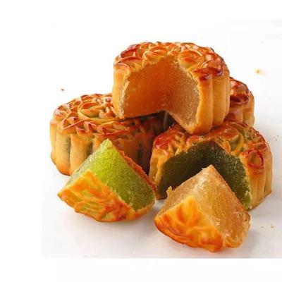 【疯抢20只】迷你小月饼5斤水果味清真五仁月饼散装多口味混合