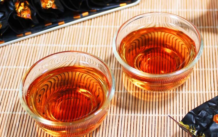 黑乌龙茶木炭技法油切乌龙茶浓香型茶叶 克 500 共 1 送 1 买