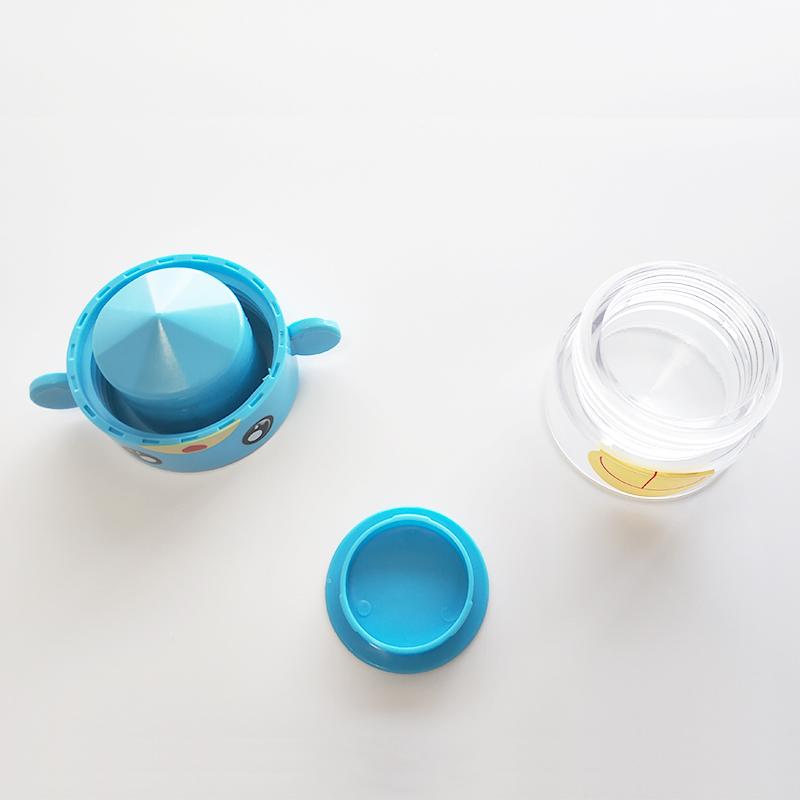 儿童磨药盒药片研磨器磨药器婴儿磨药粉器 分药器碾药粉盒碎药器