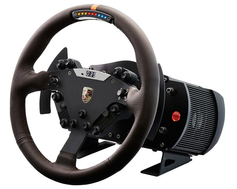 【FANATEC正品行货】CSW Porsche 918 RSR 游戏方向盘