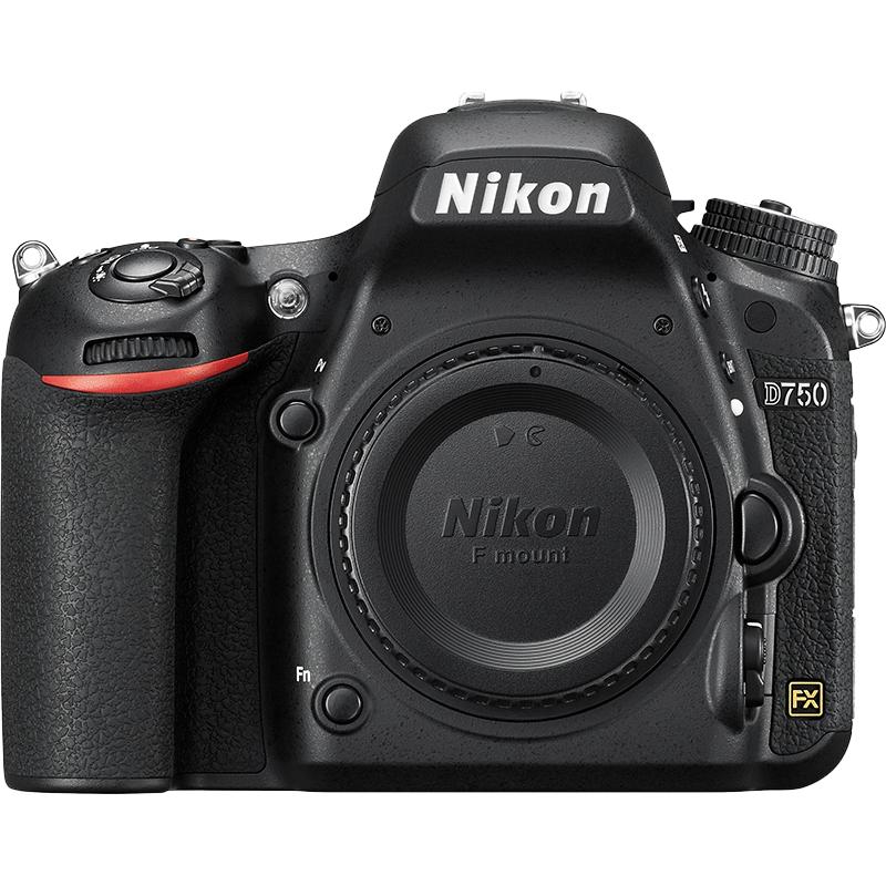 尼康全幅单反相机 D750机身 24-85/24-120/24-70套机  联保三年