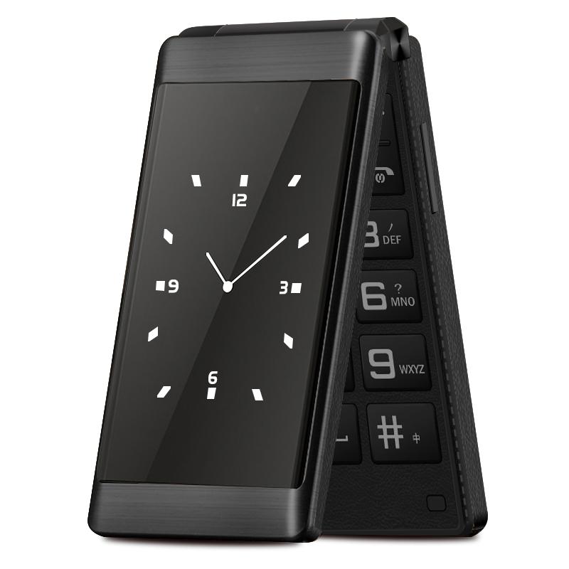 F6 纽曼 老人翻盖手机老人手机大屏大字大声移动版老人机超长待机男女款备用机老年机三星老年手机正品诺基亚