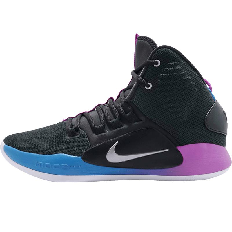 指南针 NIKE HYPERDUNK X HD18 篮球鞋男 AO7890-002-101 AT3866