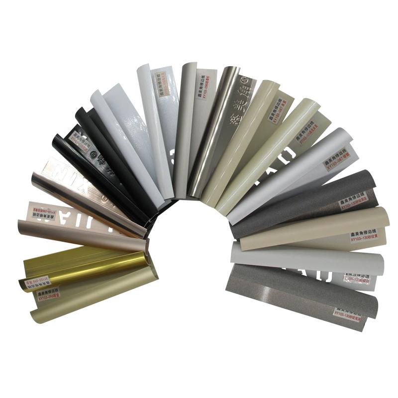 阳角收边条阳角线铝合金保护条瓷砖转角包边条收口厨卫墙角包角