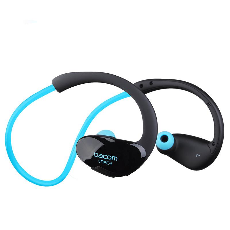 DACOM ATHLETE无线跑步立体声防水蓝牙耳机5.0入挂耳式手机通用型