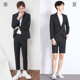 CSO summer men's trendy small suit suit casual Korean style college students slim groom suit handsome dress