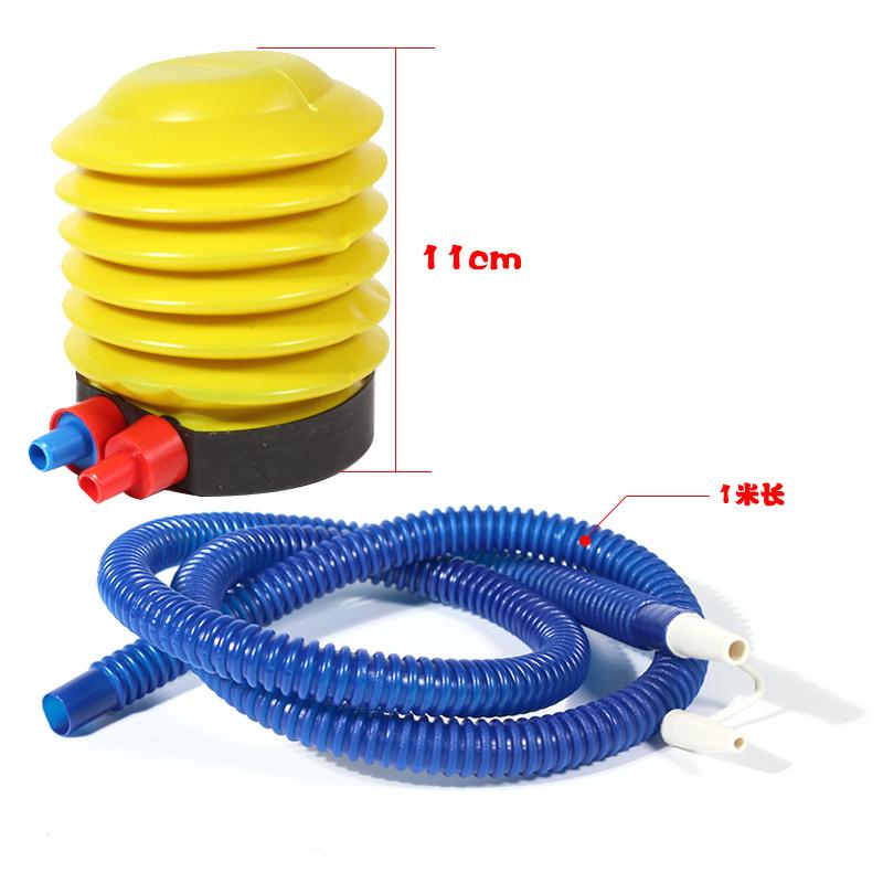 篮球专用打气筒充气筒便携多功能足球排球手动式充气针打气泵