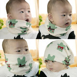 Children's neck set male baby neck wind-proof autumn and winter female infant swarm baby scarf spring and autumn thin model