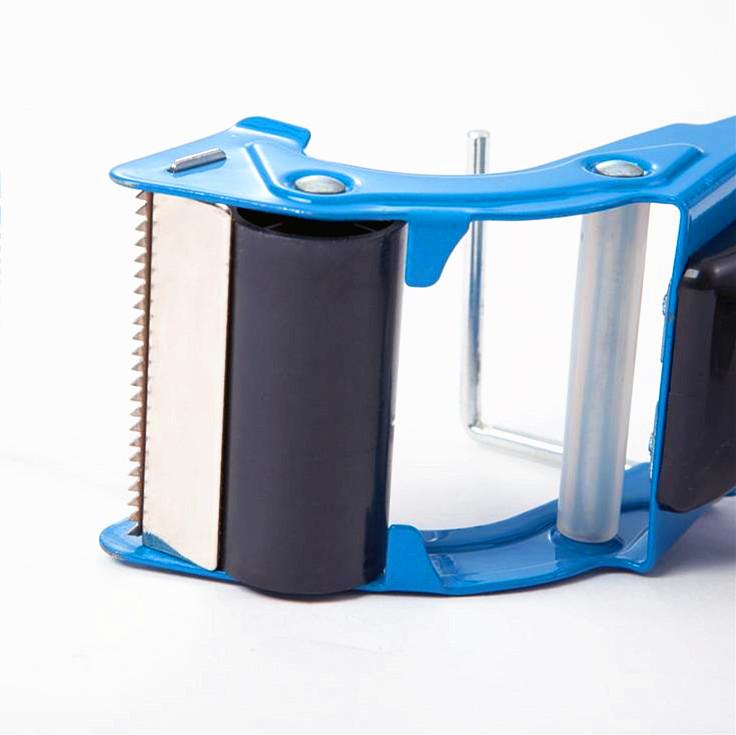博胜8052手柄透明胶带切割器4.3/4.5/4.8/5cm封箱器胶纸布打包机