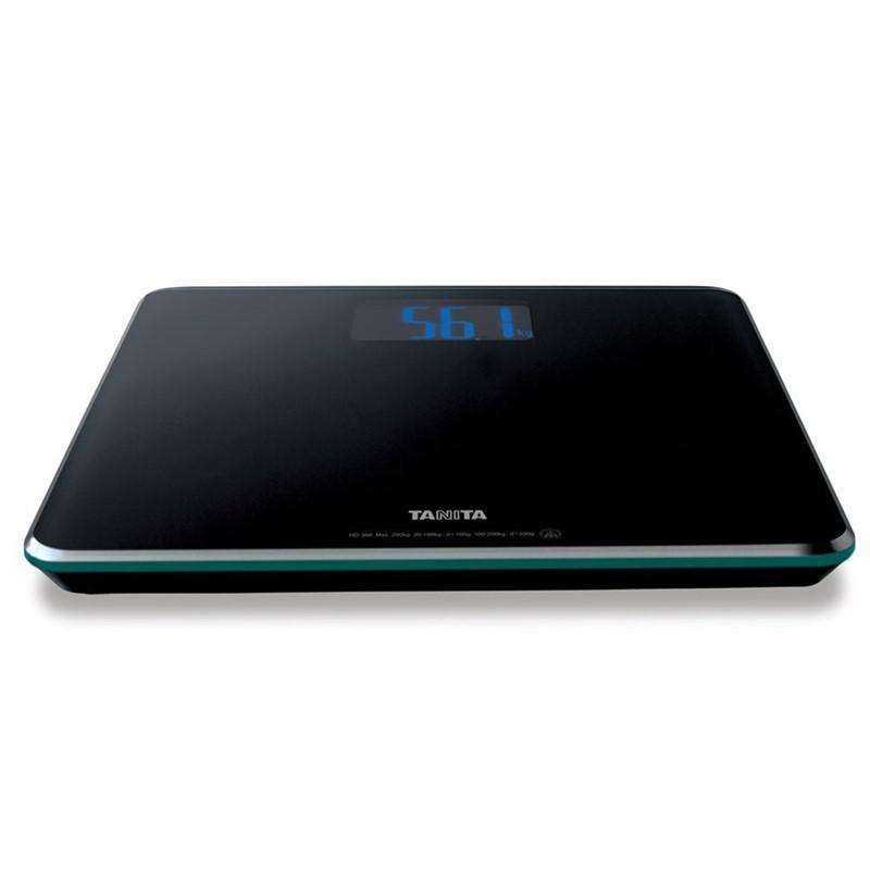 日本百利達體重秤TANITA家用電子秤HD-366健康秤人體稱 可測400斤
