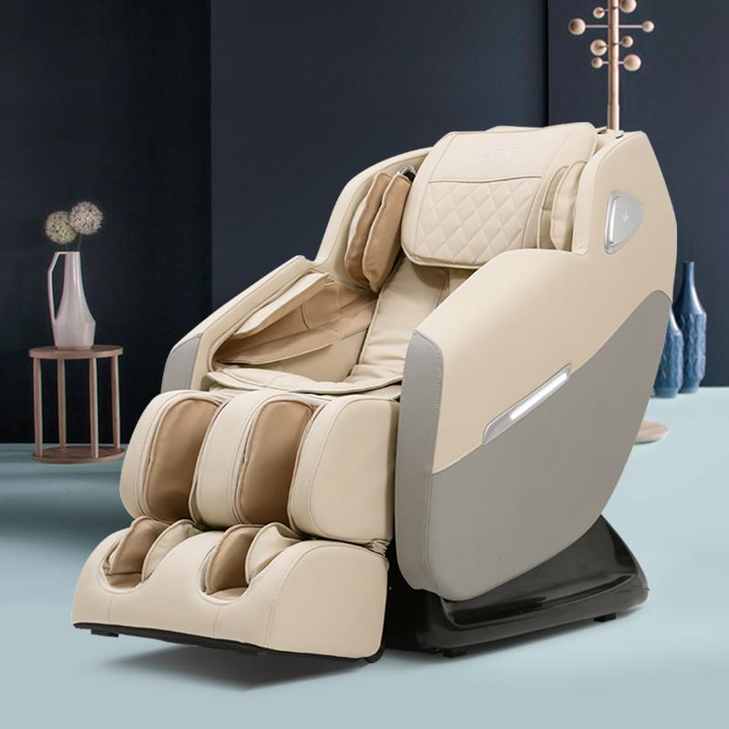 KGC云梦小米黄家用豪华电动小型全自动多功能太空舱智能按摩椅