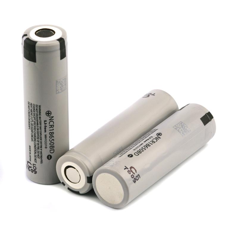 松下 ncr18650bd 3200mAh 手電筒筒充電寶3.7v充電電池 18650鋰電池