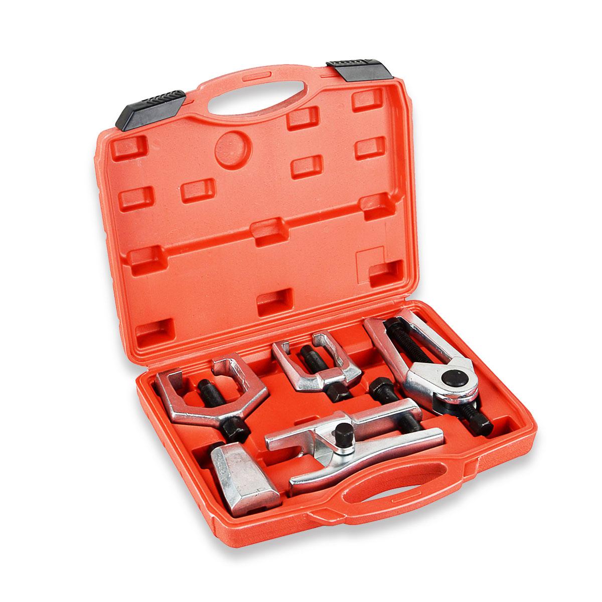 球头拆卸工具球头取出器汽修工具套装球头拉马欧式多功能拆卸工具