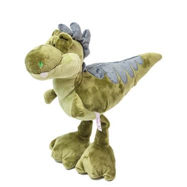 恐龙暴龙剑龙三角龙毛绒玩具公仔丑萌玩偶布娃娃可爱卡通儿童礼物