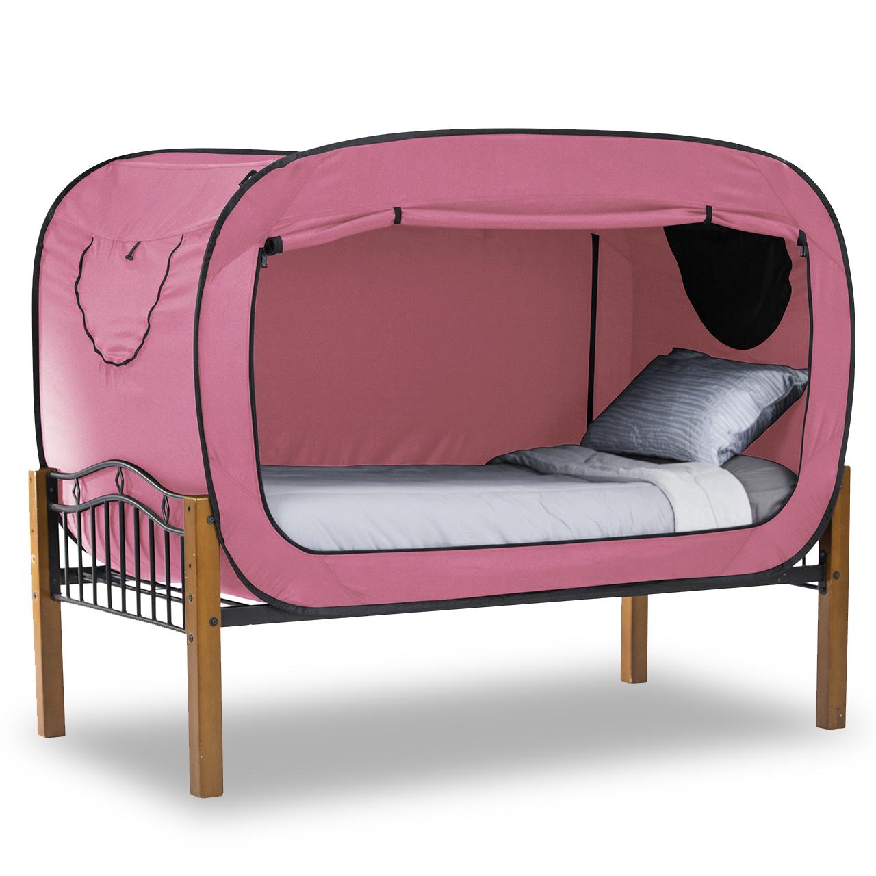 包郵家庭宿舍帳篷初高中大學生隱私床幔遮光透氣單人雙人床上下鋪