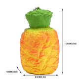 Simulation of slow rebound bread doll fruit combination squishy decompression toy pinch music creative birthday gift