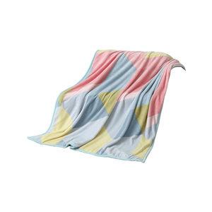 水星家纺多伦颂法兰绒毯 单双人法兰绒毯子学生宿舍单品包邮毛毯