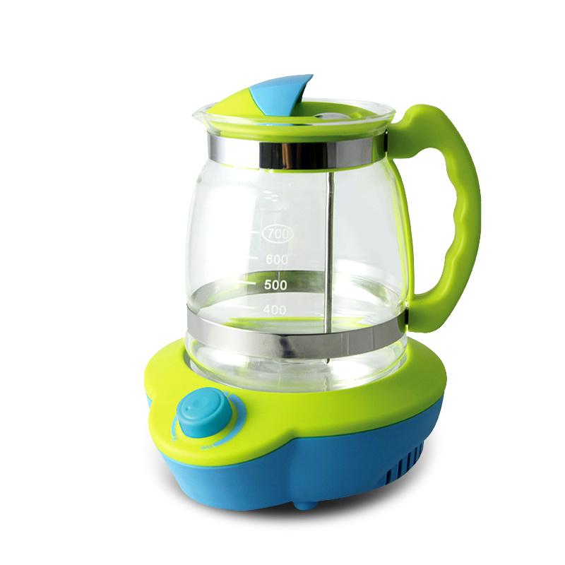 小白熊宝宝恒温调奶器婴儿冲奶器自动温奶器智能恒温玻璃热水壶