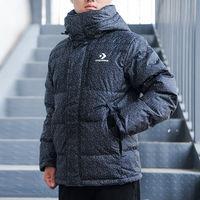 匡威男装2019冬运动休闲连帽外套保暖防风羽绒服10019322-A02 (¥679(券后))