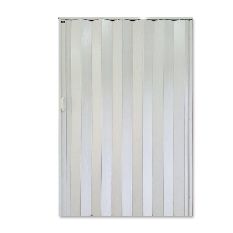 PVC折叠门 室内开放式厨房移门阳台卫生间隔断塑料隐形定制推拉门