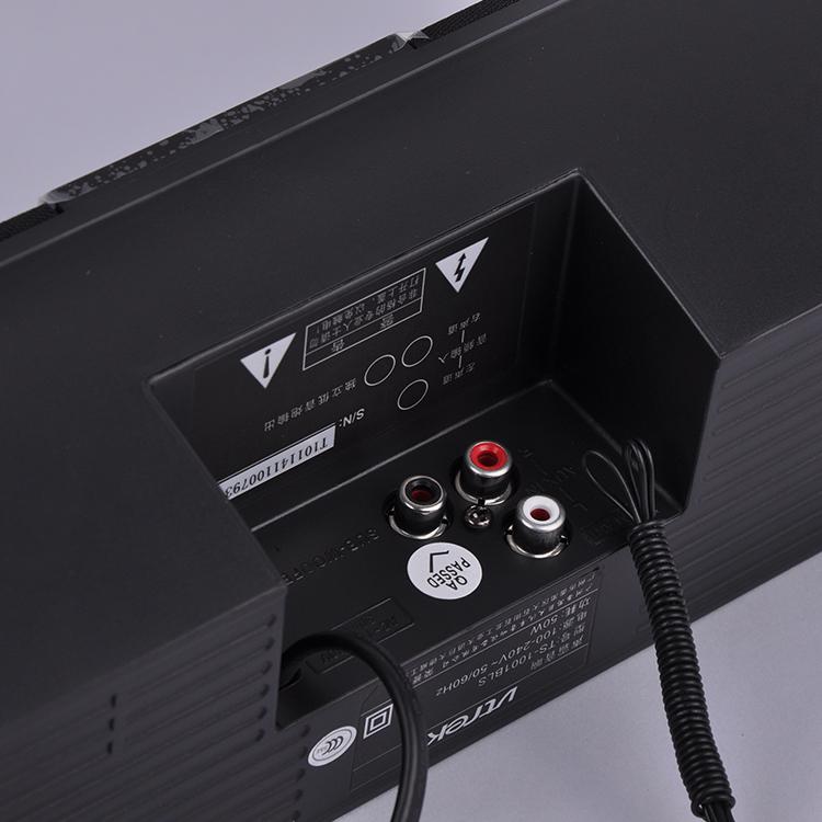 家用平板液晶电视机回音壁 条形5.1音响壁挂蓝牙低音炮音箱FM收音